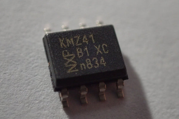 KMZ41, magnetic field sensor, SOIC-8, SO-8