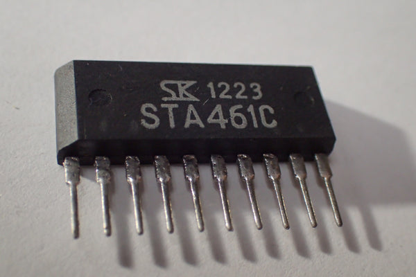 STA461C transistor array driver