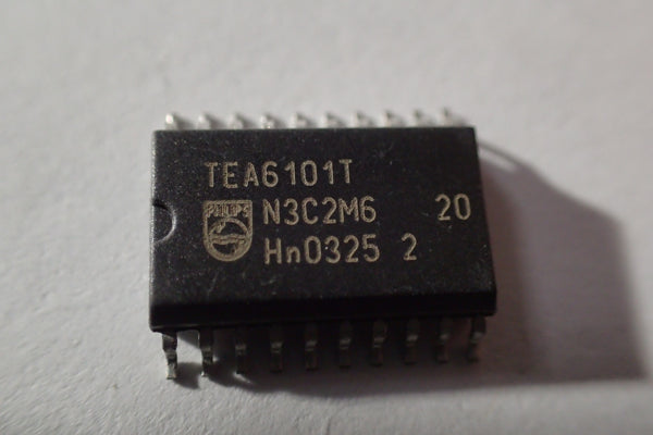 TEA61011, Antenna diveristy IC, DSO-20