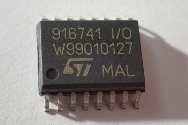 916741 Ignition driver IC