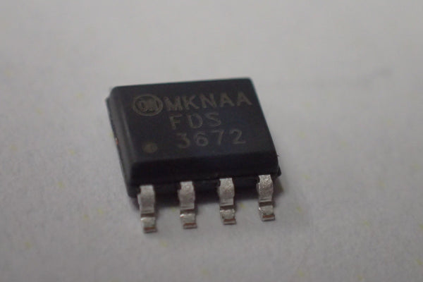FDS3672 N channel mosfet 100V 7.5A SO-8