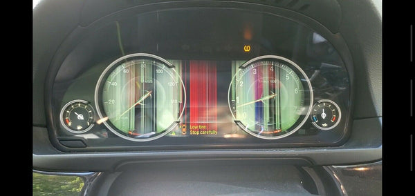BMW 6WB Instrument Cluster repair service
