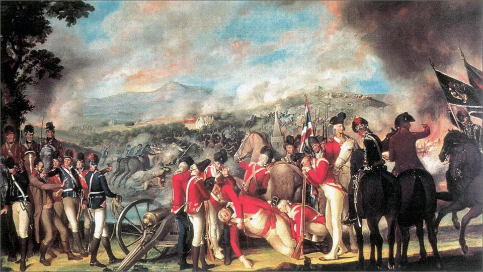 June 12th - 13th 1798 The Battle of Ballynahinch