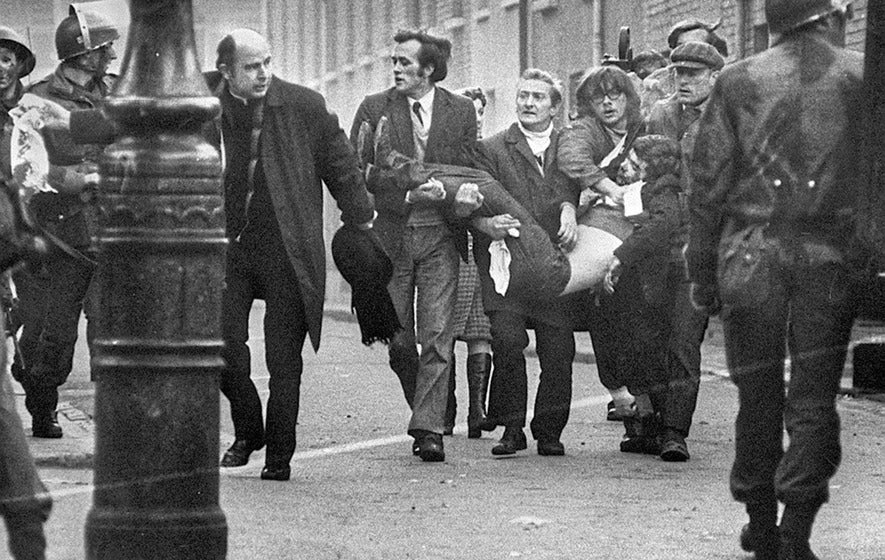 Remembering Bloody Sunday In Derry