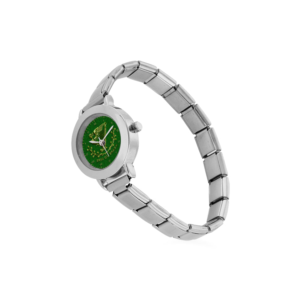 Erin Go Bragh Women's Italian Charm Watch