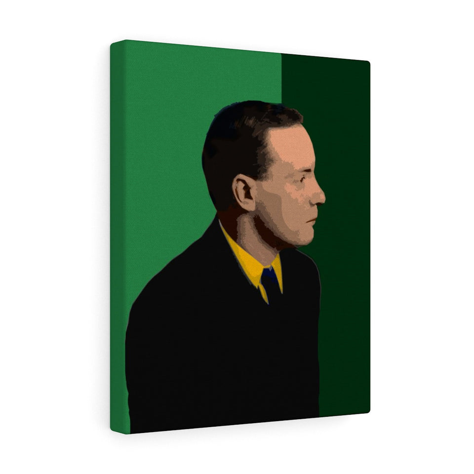 Padraig Pearse Color Canvas Gallery Wrap.