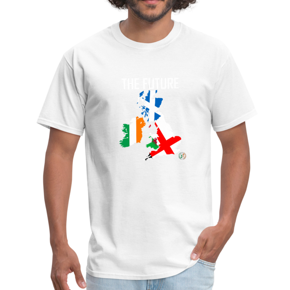 Brexit - The Future Men's T-Shirt - white