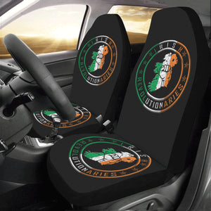 Irish Revolutionaries Logo Car Seat Covers