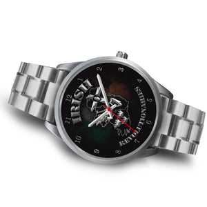 Silver Four Provinces Unisex Watch Series III