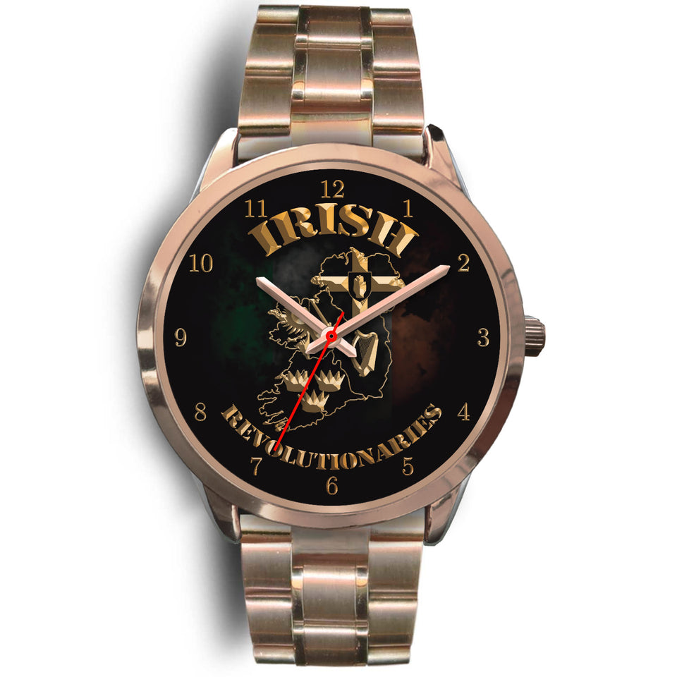 Rose Gold Four Provinces Unisex Watch Series III