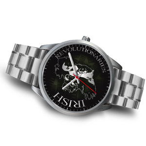 Silver Irish Revolutionaries Unisex Watch Series II