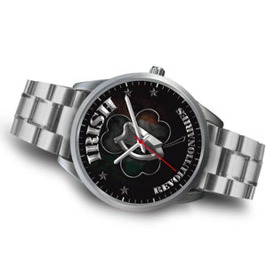 Silver Shamrock Unisex Watch Series I