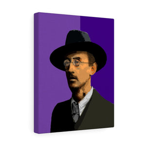 Joseph Plunkett Color Canvas Gallery Wrap