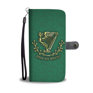 Erin go Bragh Wallet Case