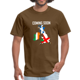Brexit T-Shirt - brown