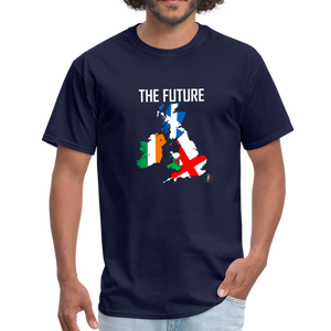 Brexit - The Future Men's T-Shirt - navy
