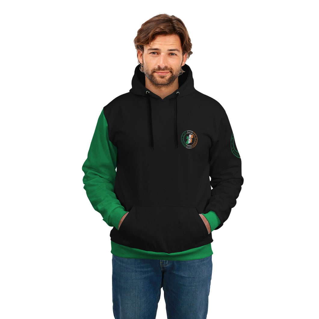 Irish Revolutionaries AOP Front Pocket Hoodie Series I
