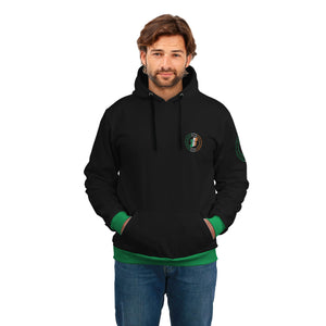 Irish Revolutionaries AOP Front Pocket Hoodie Series II