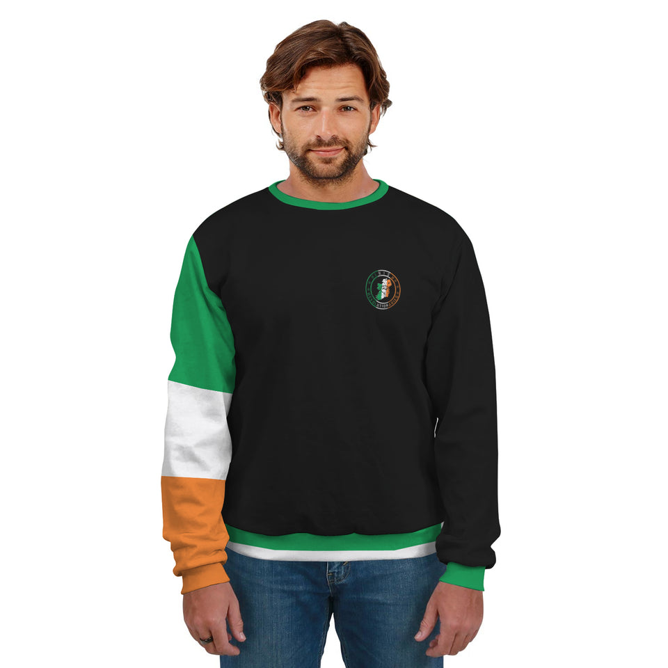 NO BORDER PREMIUM SWEATSHIRT II