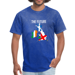 Brexit - The Future Men's T-Shirt - mineral royal