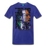 Padraig Pearse Men's Premium T-Shirt - royal blue