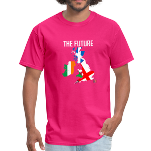 Brexit - The Future Men's T-Shirt - fuchsia