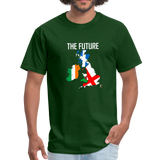Brexit - The Future Men's T-Shirt - forest green
