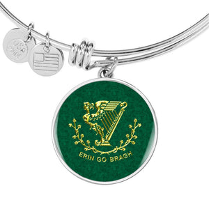 Erin Go Bragh Luxury Bangle