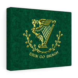 ERIN GO BRAGH CANVAS