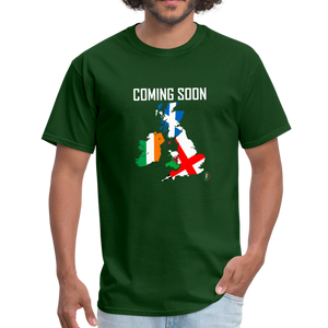 Brexit T-Shirt - forest green