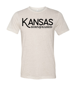 Kansas Born and Raised