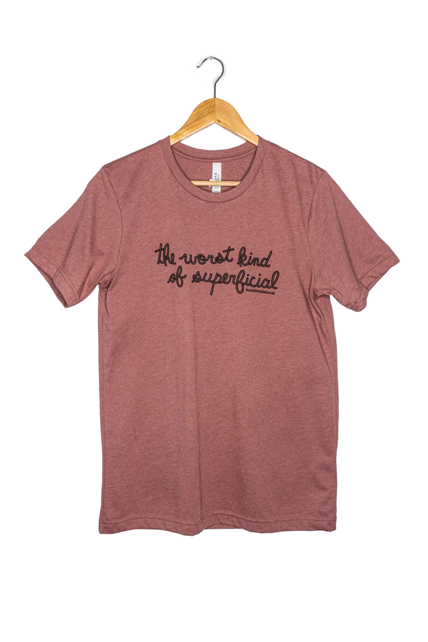 The Superficial Tee