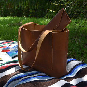 Gulf Stream Tote | Brown