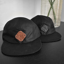 Load image into Gallery viewer, Waxed Canvas 5 Panel Hat