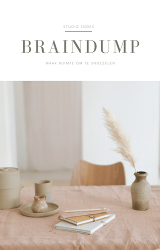 Braindump (gratis download)