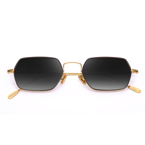 THEORY black/gold
