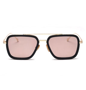 PABLO black/nude lenses