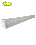 1x18w 4 Foot Single LED Batten Light