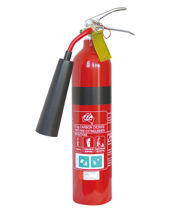 Fire Extinguisher 2.0Kg C02 (Pick up only)