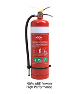 4.5kg ABE Dry Chemical Powder Fire Extinguisher (High Performance) (pick up only)