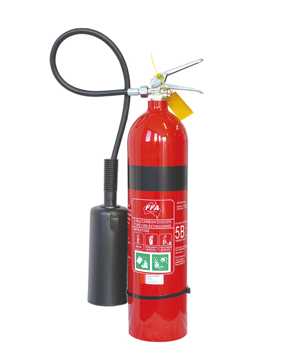 Fire Extinguisher 5.0Kg C02 (Pick up only)
