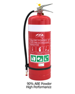 9.0kg ABE Dry Chemical Powder Fire Extinguisher (High Performance) (pick up only)