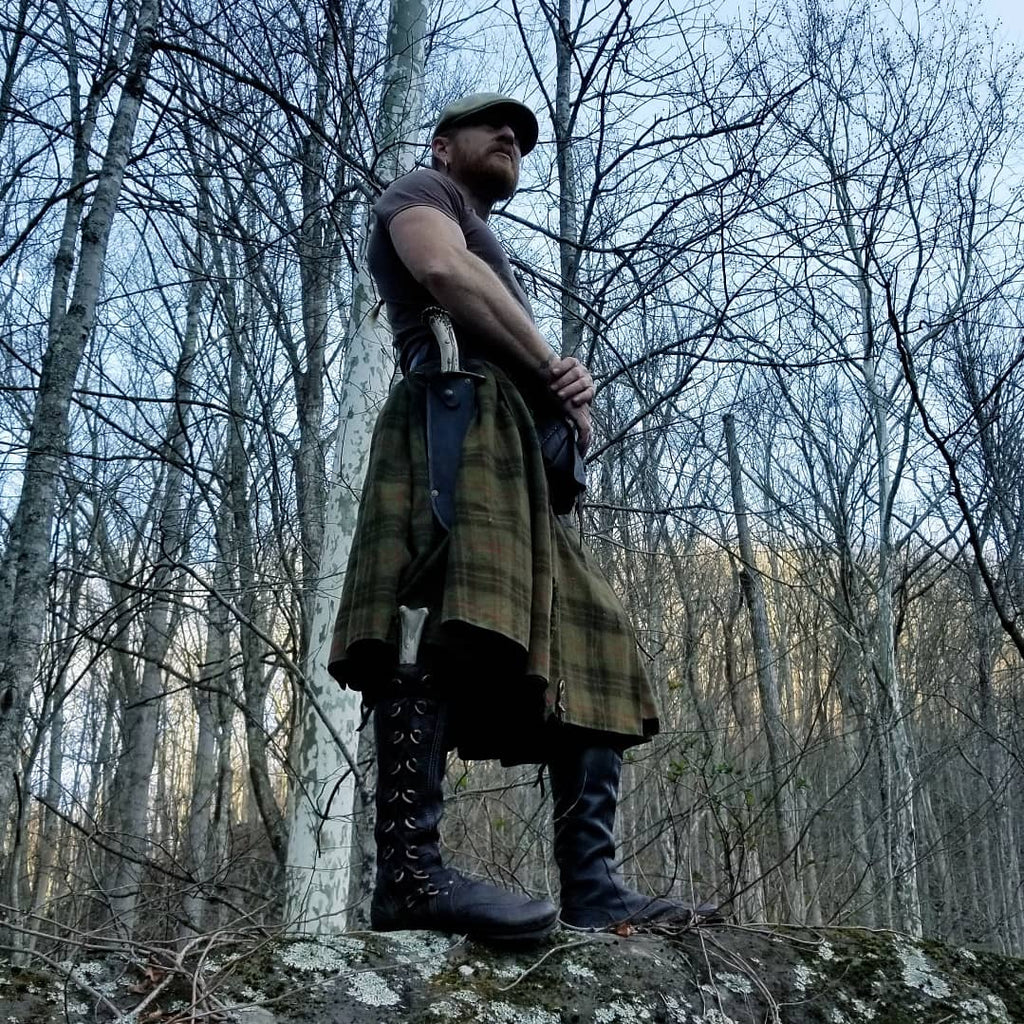 Bushcraft and Wilderness Survival vs. Long-Term Wilderness Living (Part 5-Gear Selection: Clothing)