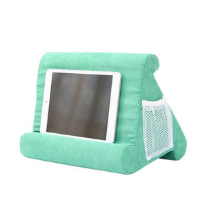 Multi-Angle Soft Stand For Tablets