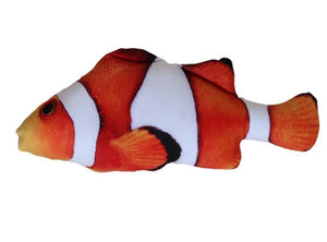 Cat Toy Fish Pillow - Redbovi.com