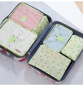 Luggage Packing Organizer Set
