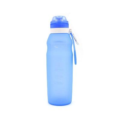 Silicone Folding Water Bottle