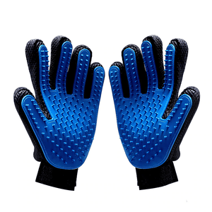 Pet Grooming Glove - Redbovi.com