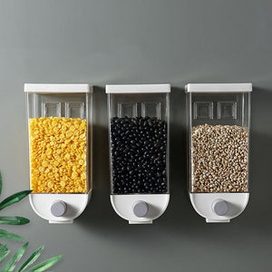 Wall Hanging Food Containers - Redbovi.com