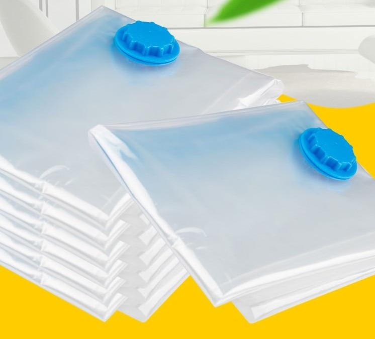 Convenient Vacuum Bag Storage Organizer